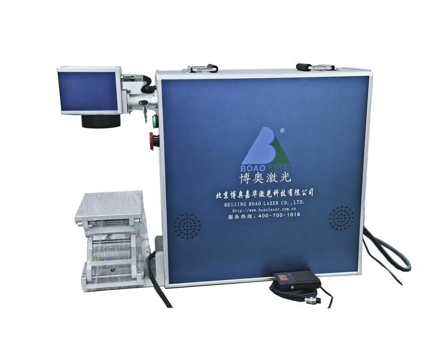 fiber laser marking machine mini model