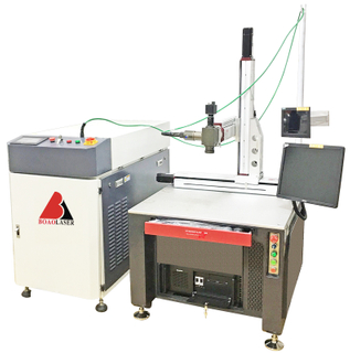 4 Axis Fiber Transfer Laser Welding Machine