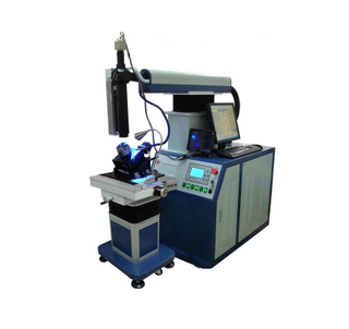 4 Axis Laser Welding Machine 200W~600W Yag Laser For Metal Parts Automatic Laser Welding